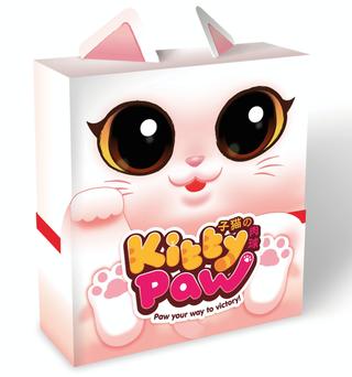 KITTY PAW - JUEGO DE MESA