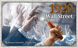 1920 WALL STREET - JUEGO DE MESA
