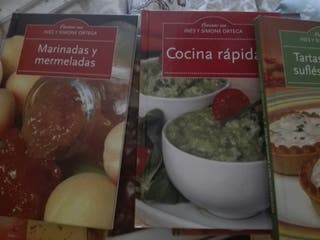 12 libros de cocina