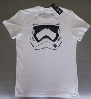 diseño superior Garantía de calidad 100% diseño distintivo Adidas X Star Wars Force Rugby Unión Stormtrooper Camiseta