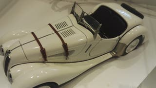 Maqueta BMW 328