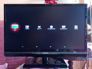 "TV LED 20"" Philips"