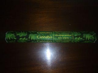 Incienso Cannabis
