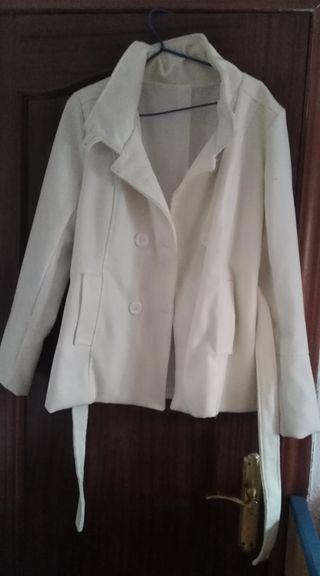 abrigo de vestir