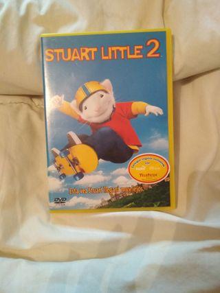Dvd e Stuart Little 2