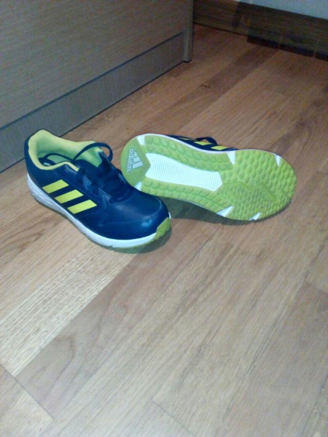size 40 b21a7 b4dce vendo zapatillas adidas niñ  numero 35 ...