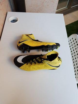 bota de futbol nike skin