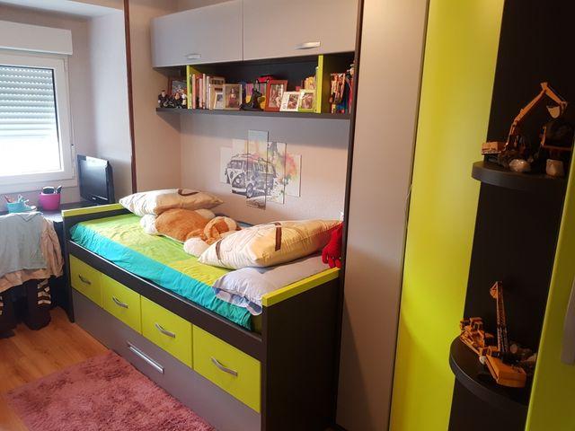 Dormitorios Juveniles De Calidad.Dormitorio Juvenil De Calidad De Segunda Mano Por 850 En Gijon En