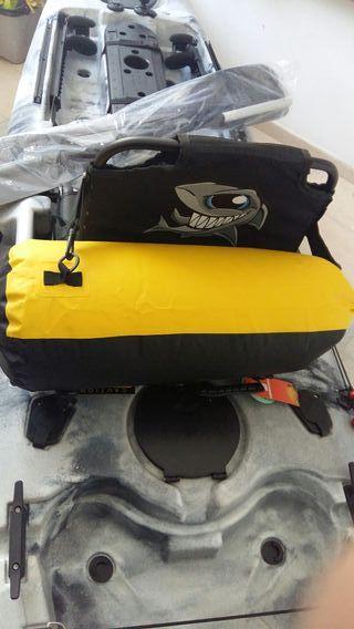 mochila bolsa estanca impermeable