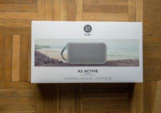 Altavoz BeoPlay A2 Active Plata {Nuevo}