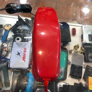 Teléfono rojo GÓNDOLA CITESA