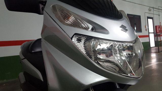 Suzuki Burgman 150cc
