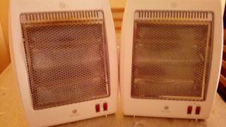 placa calefactor eléctrico