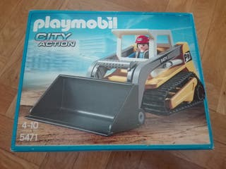 playmobil 5471 city action