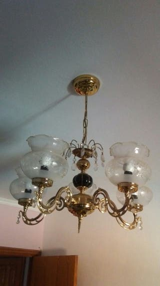 vendo lampara