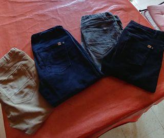 "Pantalones Pana ""Zara"""