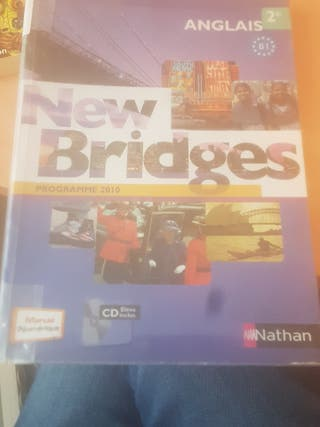 Anglais New Bridges B1 programme 2010