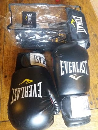 Guantes de Boxeo 12oz Everlast