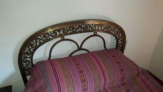 camas antiguas.