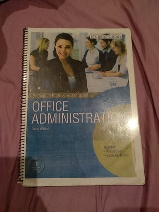 Office Administration Student's Book