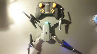 Dron 4 Hélices 1080p
