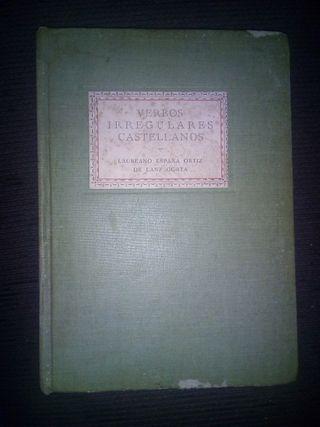 verbos irregulares (1918)