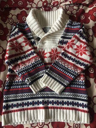 Jersey lana fina talla 12 meses Sfera