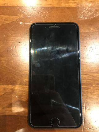 iphone 7plus negro