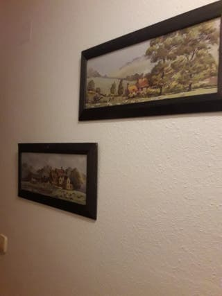cuadros con litografias