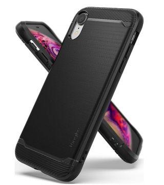 """Funda iPhone XR 6.1"""" negra"""