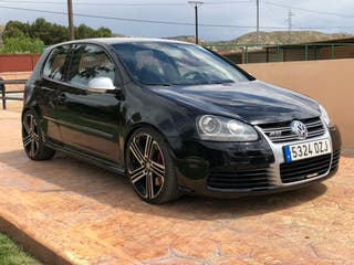 Volkswagen Golf r32 dsg -único-