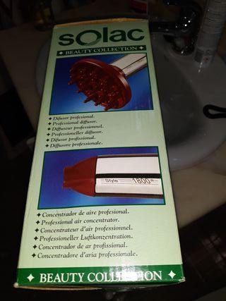 secador de pelo solac Nuevo E 204 N2 STYLE