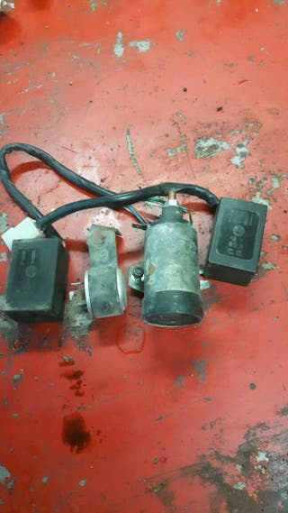 sistema electrico moto morini