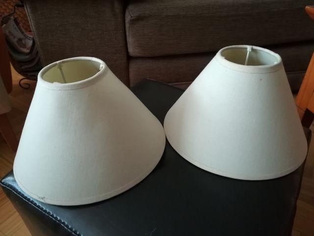 Pantallas lámparas