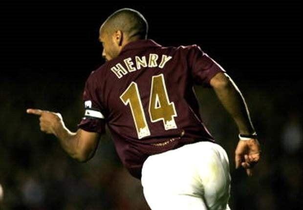 Camiseta Arsenal Henry 2006 de segunda mano por 50 € en Madrid en ... f75a70b3333db