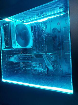 PC Gaming - i5-6600K, 16 GB RAM y GTX 1070 8GB