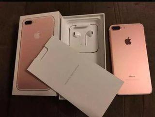 iphone 7 plus rosa 128gb