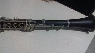 Clarinete Selmer de 20 llaves año '69