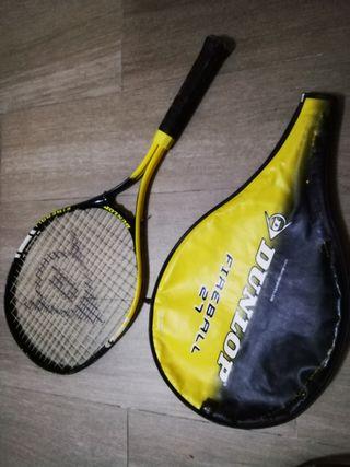 raqueta de frontenis Dunlop