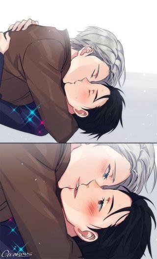 Fan Art Yuri On Ice de la autora GEAROUS
