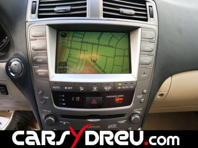 Lexus IS250 Sport Multimedia