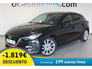 Mazda Mazda 3 2.0 GE Luxury AT 88 kW (120 CV)