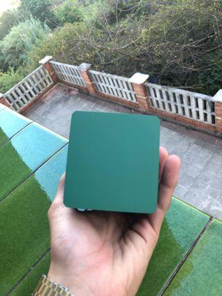 Caja soft touch