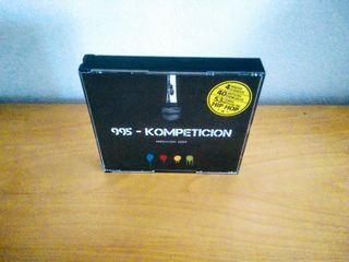 995 kompeticion reedicion
