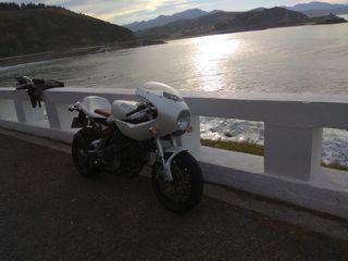 Ducati cafe racer 1100 homologada