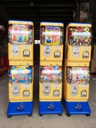 Máquinas Vending infantil