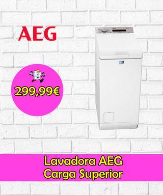 Lavadora AEG Carga Superior 7Kg