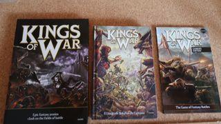 kings of war 3 libros