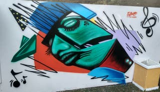 PINTOR DE GRAFFITI MÁLAGA G-ZONE