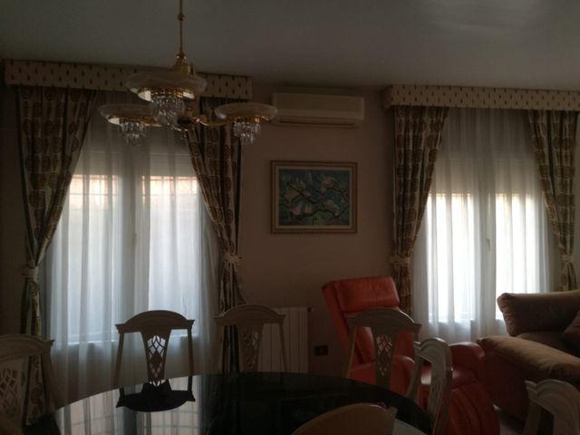 Cortinas de salon comedor de segunda mano por $250 en Morella en ...